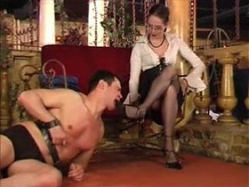 Woman Worship (vintage) Mistress and Slave